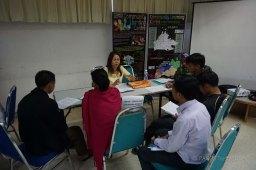 Cerita-cerita & ungkapan artistik dikendalikan oleh Pn. Susan Bansin dari SPArKs (Society of Performing Arts Kota Kinabalu, Sabah