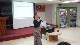Perkongsian daripada Pn. Shireen Leandra Sikayun, PUSAKA