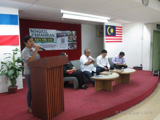 perkongsian dari komuniti Kg. Terian