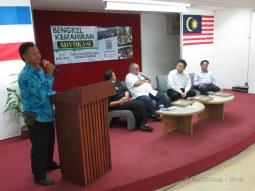 perkongsian dari komuniti Kg. Alutok