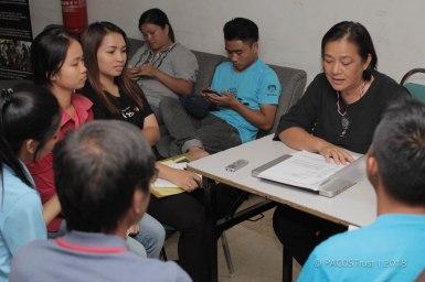 Pn. Anne berkongsi mengenai kempen petisyen