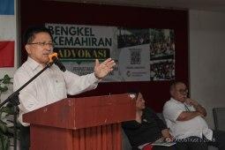 Hakim Besar Sabah & Sarawak berkongsi mengenai kepentingan kepimpinan dan urus tadbir tradisi dalam pembangunan Orang Asal