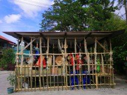 Reka bentuk ringkas ala pondok tradisi zon pedalaman