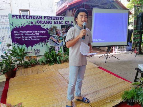 TG@Kinilius pengacara majlis pertemuan pemimpin 2019